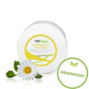 HillVital   Aurumflex mast na hemoroidy 50 ml obraz