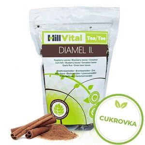 HillVital   Čaj Diamel II na cukrovku / diabetes 2 stupně 150 g obraz