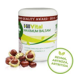 HillVital   Maximum - mast na revma 250 ml obraz