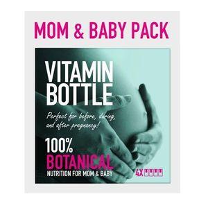 MOM & BABY PACK, 90 kapslí + 50 ml obraz
