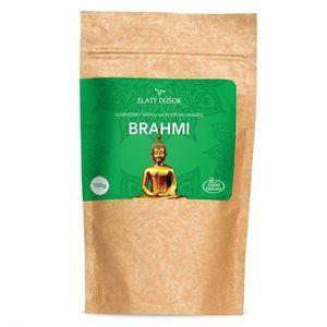 Good Nature Zlatý doušek Ajurvédská náhrada kávy Brahmi 100 g obraz