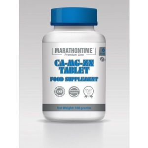Marathon Time Ca + Mg + Zn 60 tablet obraz