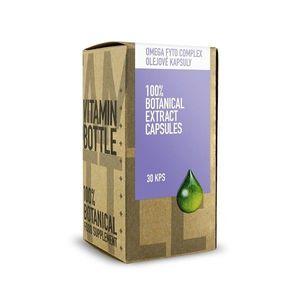 OMEGA FYTO COMPLEX, 30 olejových kapslí obraz