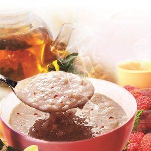 Proteinová vanilkovo-malinová kaše na hubnutí Express Diet 53 g obraz