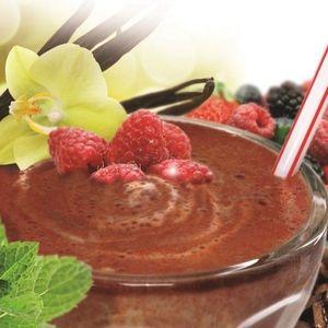 Proteinový čokoládový koktejl s malinami na hubnutí Express Diet 60g obraz