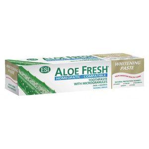 Zubní pasta ESI AloeFresh Homeopatic 100 ml obraz