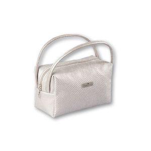 Top Choice Kosmetická taška DOTS - SILVER 97652 obraz