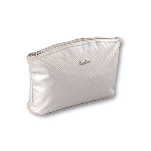 Top Choice Kosmetická taška DOTS - SILVER 97706 obraz