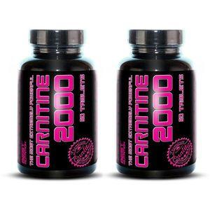 1 + 1 Zdarma: Carnitine 2000 od Best Nutrition 90 tbl. + 90 tbl. obraz