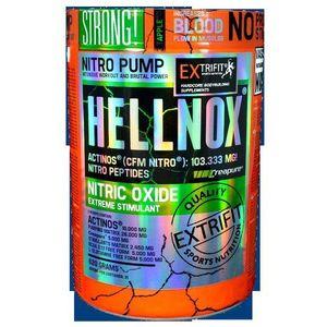 Hellnox NO Extreme Stimulant - Extrifit 620 g Pomaranč obraz