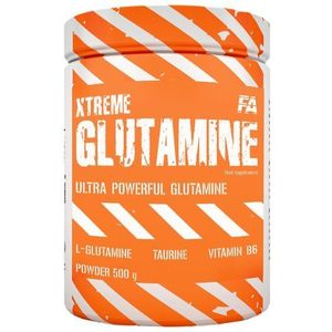 Xtreme Glutamine od Fitness Authority 500 g obraz