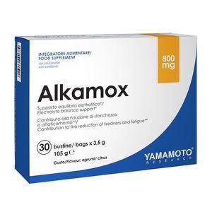 Alkamox (draslík a hořčík v citrátové formě) - Yamamoto 30 bags x 3, 5 g obraz