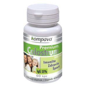 Premium Colostrum - Kompava 60 kaps obraz