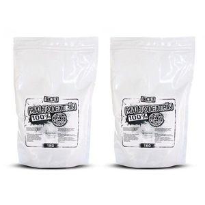 1 + 1 Zdarma: Maltodextrin od Best Nutrition 1, 0 kg + 1, 0 kg obraz