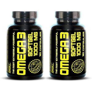 1 + 1 Zdarma: Omega 3 od Best Nutrition 120 kaps. + 120 kaps. obraz