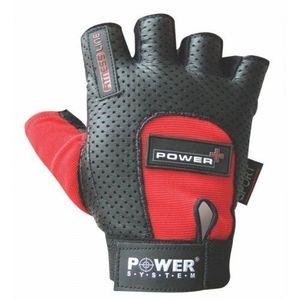 Rukavice POWER PLUS - Power System Červená L obraz