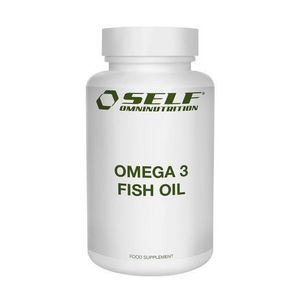 Omega 3 Fish Oil od Self OmniNutrition 120 kaps. obraz