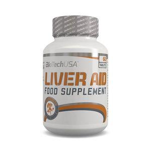Liver Aid - Biotech USA 60 tbl. obraz