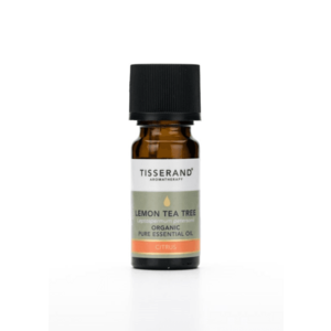 Tisserand Lemon Tea Tree Organic esenciální olej, 9 ml obraz