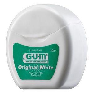 GUM OriginalWhite zubní nit bělicí, 10 m obraz
