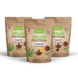 Vegan Protein - Kompava 525 g Holland Cocoa & Cherry obraz