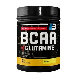 BCAA + Glutamine 2: 1: 1 - Body Nutrition 400 g Blackcurrant obraz