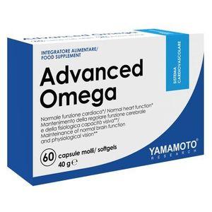 Advanced Omega - Yamamoto 60 softgels obraz