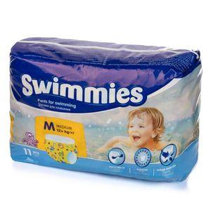 Ontex Group Swimmies M 12+ kg, 11ks obraz