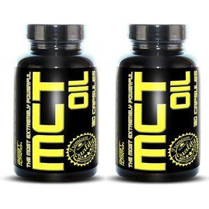 1 + 1 Zdarma: MCT Oil od Best Nutrition 120 kaps. + 120 kaps. obraz