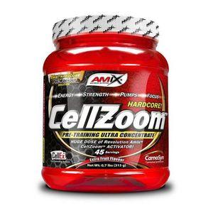 CellZoom Hardcore - Amix 315 g Blue Raspberry obraz