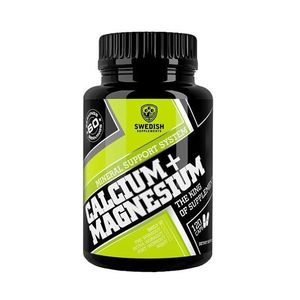 Calcium + Magnesium - Swedish Supplements 120 kaps. obraz