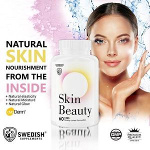 Skin Beauty - Swedish Supplements 60 kaps. obraz