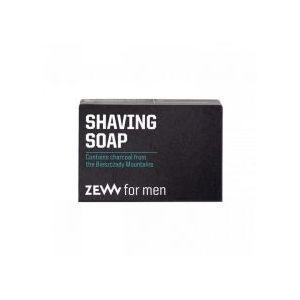 Zew For Men přírodní tuhé mýdlo na holení Contains Charcoal From the Bieszczady Mountains 85 ml obraz