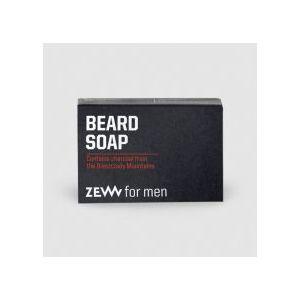 Zew For Men přírodní tuhé mýdlo na vousy (Contains Charcoal From the Bieszczady Mountains) 85 ml obraz