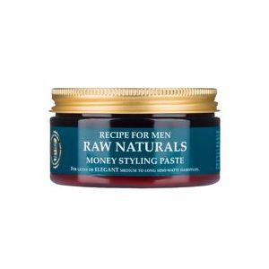 Recipe For Men Raw Naturals Money Styling Paste 100 ml obraz