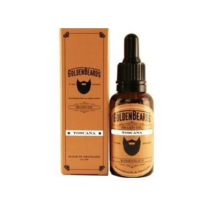 Golden Beards Toscana olej na vousy 30 ml obraz