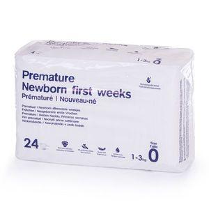 Ontex Group Premium Premature (1 - 3 KG) 24 ks obraz