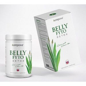 Belly Fyto Detox - Kompava 400 g obraz