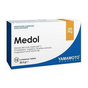 Medolla (pomáhá zmírňovat premenstruační syndrom) - Yamamoto 15 tbl. obraz