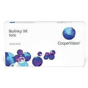 Biofinity Toric XR 3 ks. obraz