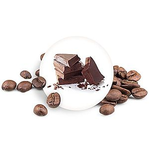 ČOKOLÁDOVÁ zrnková káva, 500g obraz