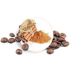 SKOŘICOVÁ zrnková káva, 100g obraz