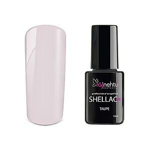 Ráj nehtů UV gel lak Shellac Me 12ml - Taupe obraz