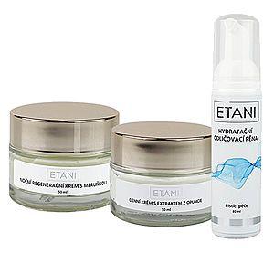 ETANI balíček pro vaši pleť na denní a noční ošetření - 3 produkty obraz