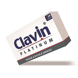 Clavin PLATINUM 20 tobolek obraz