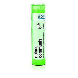 Boiron RICINUS COMMUNIS CH5 granule 4 g obraz