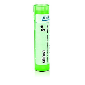 Boiron SILICEA CH5 granule 4 g obraz