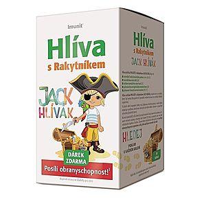 Imunit Jack Hlívák Hlíva s rakytníkem pro děti 30 tablet obraz
