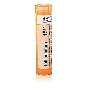 Boiron FOLLICULINUM CH15 granule 4 g obraz