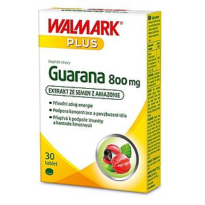 Walmark Guarana 800 mg 30 tablet obraz